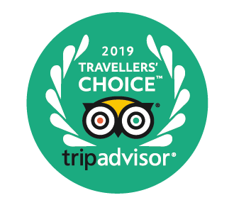 2019 Travellers' Choice award from Trip Advisor to Sundown Adventureland