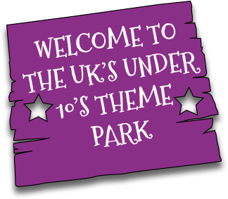 Welcome to the uk's under 10's theme park