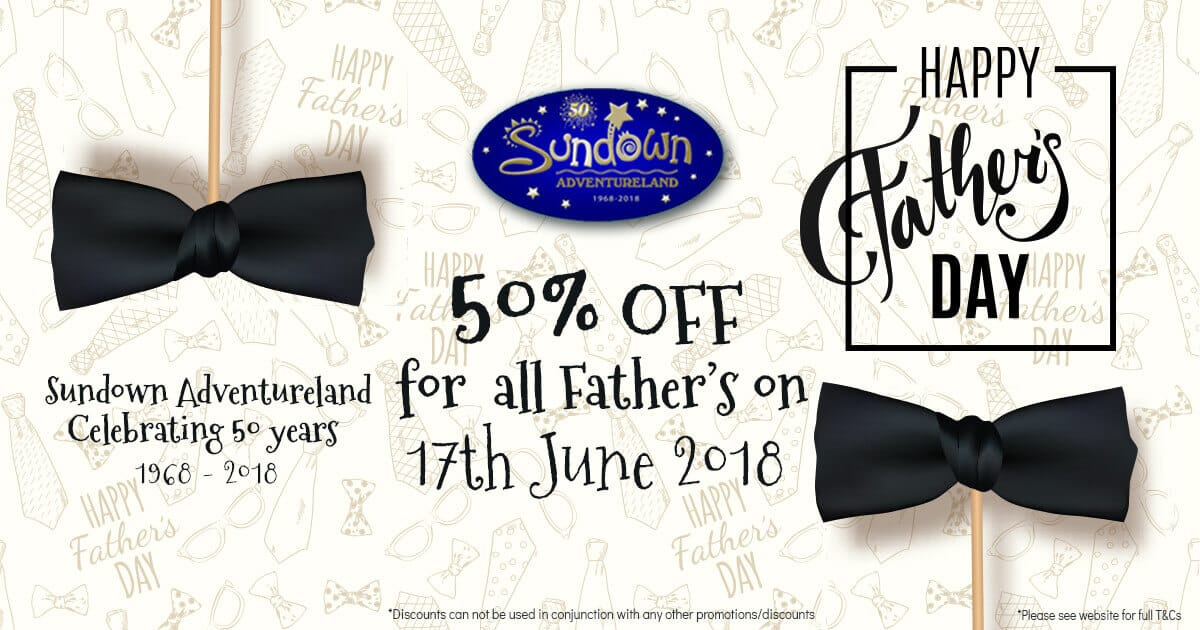 Father's Day Special at Sundown Adventureland
