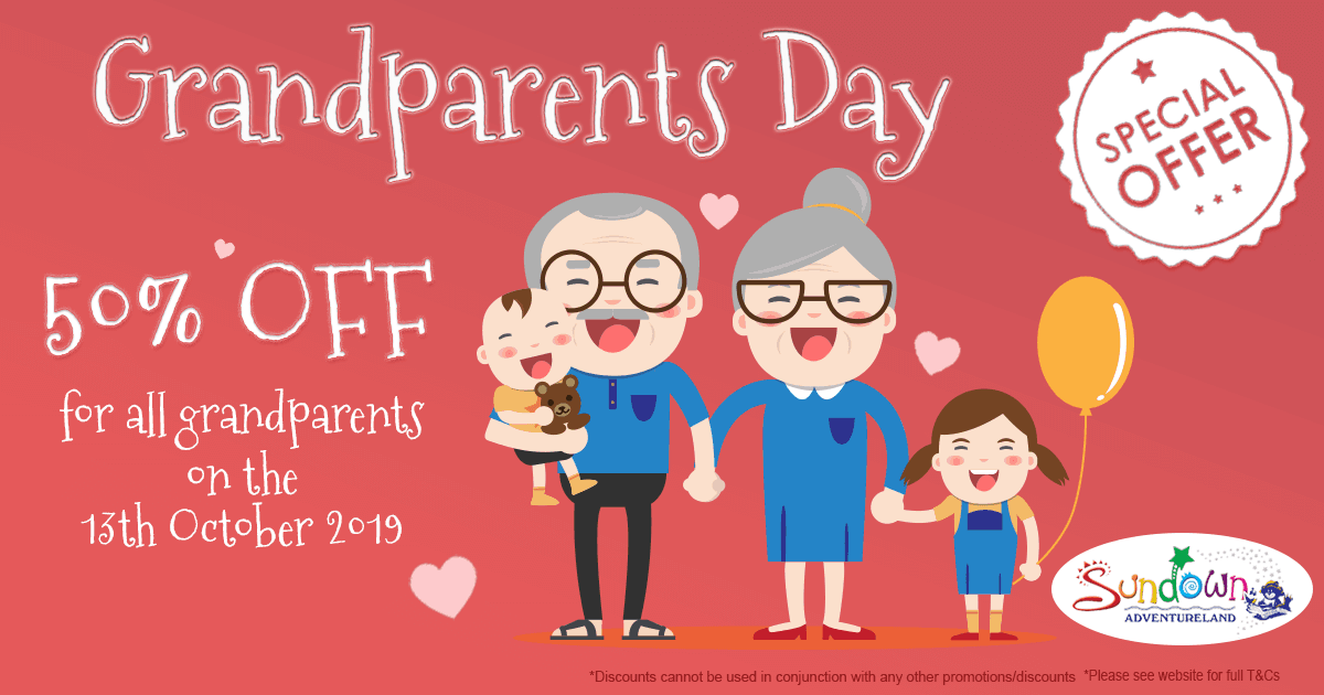 Grandparents Day 2019 at Sundown Adventureland