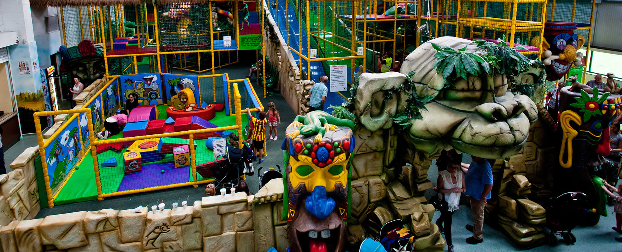 Crash Landings Play Area & Cafe
