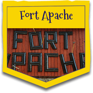 Fort Apache Outdoor Play Area