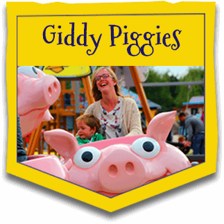 The Giddy Piggies Ride