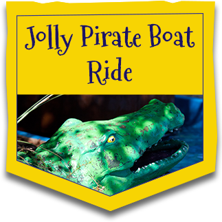 Jolly Pirate Boat Ride