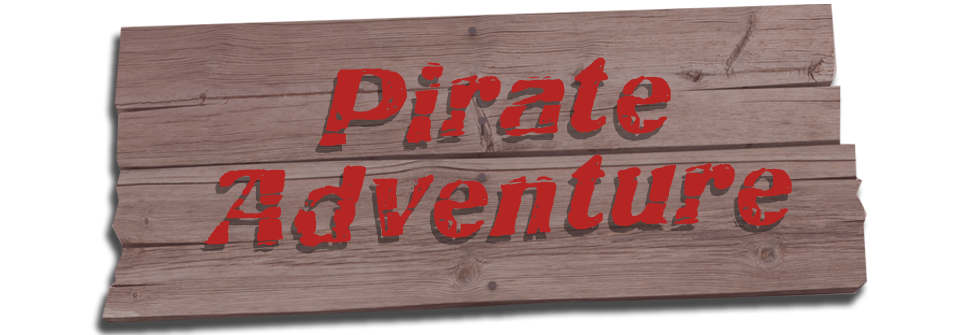 Pirate Adventure Outdoor Play Area