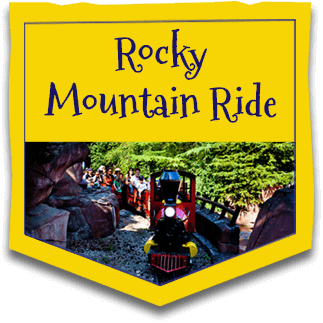 Rocky Mountain Railroad Ride