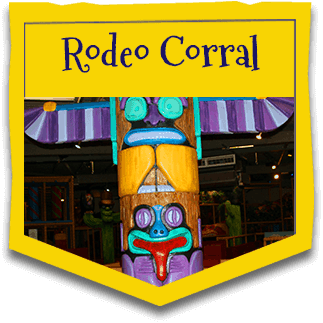 Rodeo Corral Play Area & Cafe