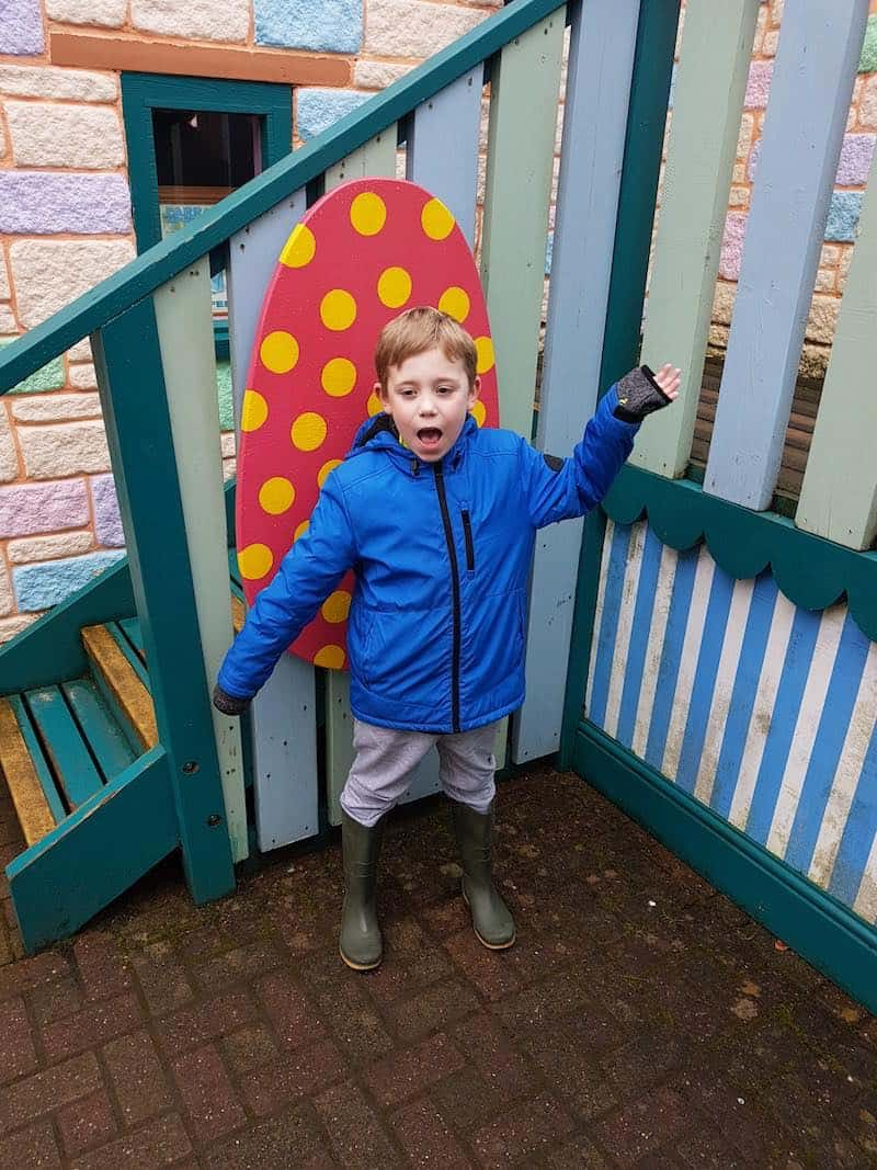 Answer three was Lollipoppet Castle - The EGGciting EGGventure at Sundown Adventureland
